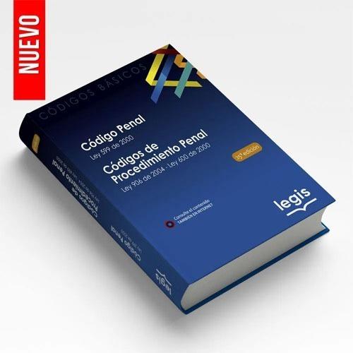 Código Básico Penal Y De Procedimiento Penal Edición 25 2021