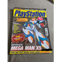 Revista Playstation Mega Man X5 Ano 2 Número 9 Janeiro 2001