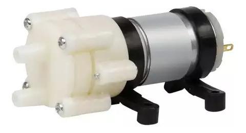 Minibomba De Agua Diafragma 12vdc No Sumergible