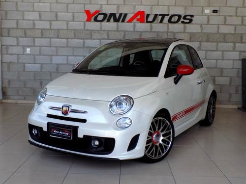 Fiat 500 Abhart 2012 - 53000 Km Reales  - U-n-i-c-o- Permuto
