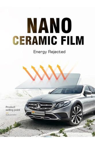 3.5 Metros Polarizado Nano Ceramica Original Garantía 5 Años
