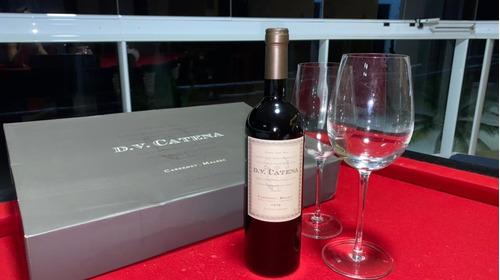 Vinho Argentino Dv Catena Cabernet Malbec 750ml Kit 06un