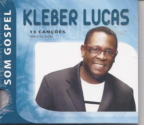 Kleber Lucas - Som Gospel (slidepack) - Cd Mk Music Original