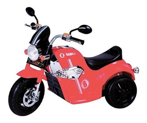 Moto A Bateria Juguete Niños Love  Luz Sonido Dia Del Niño