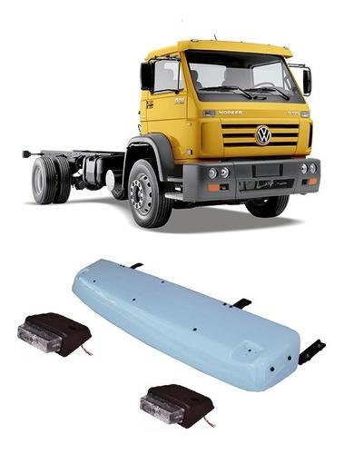 Tapa Sol Caminhão Vw Delivery Worker Titan C/lanterna Todos