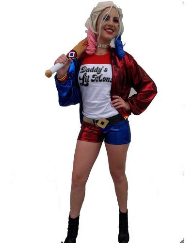 Camiseta Arlequina Harley Queen