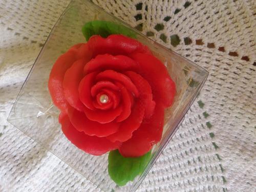 Sabonete Artesanal De Rosas Original