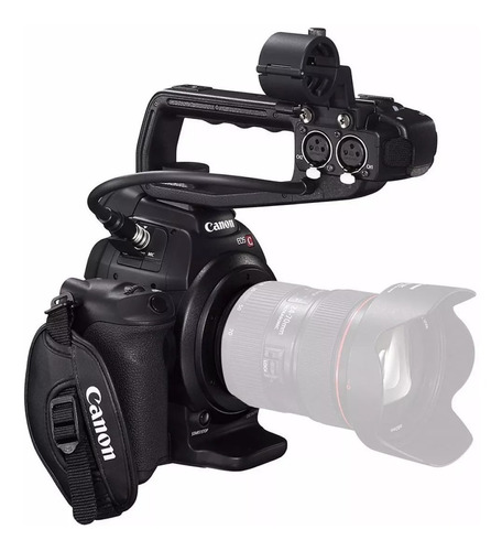New 2018 Câmera Canon Cinema Eos C100 Dual Pixels Profission