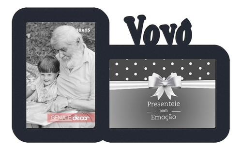Porta-retrato Vovô Presente Criativo Família Vô Recordação