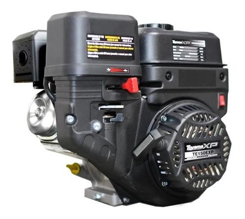 Motor Toyama Gasolina Te150e-xp 15hp 4t Partida Elétrica