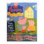 Peppa Pig Livro De Adesivos