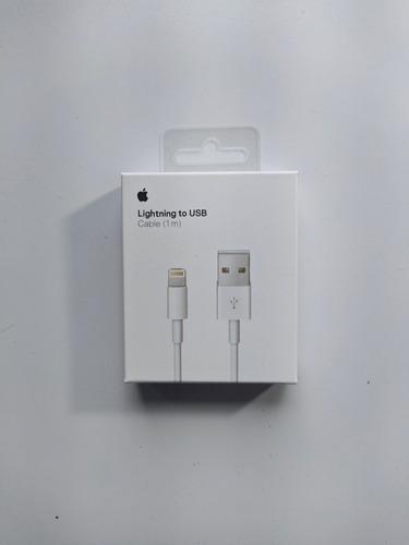Cable Lightning Original 1m Somos Tienda