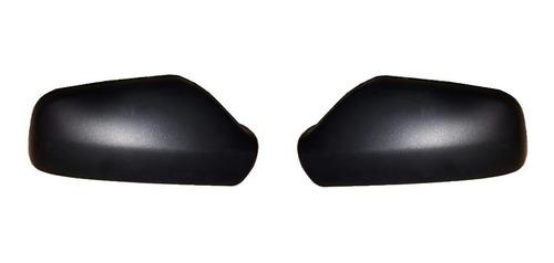 Juego De Dos Cachas De Espejo Negras Para Chevrolet Astra