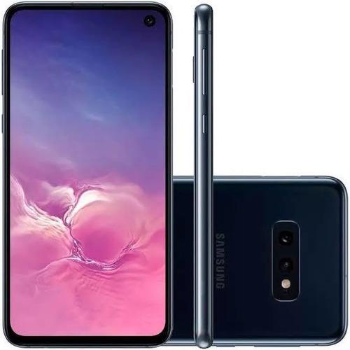 Samsung S10 _ Com Display Queimado