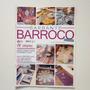 Revista Barbante Barroco Extra Jogo De Banheiro Tapete Bb538