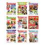 Kit 9 Revistas Bonecas De Pano E Feltro Lote 4