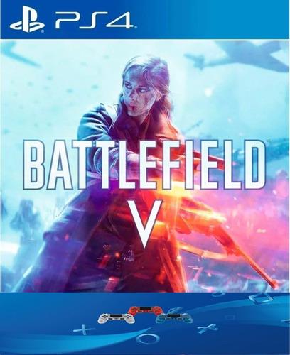 Battlefield 5 Ps4 Digital Juga Con Tu Usuario