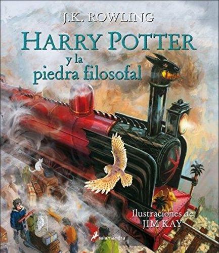 Harry Potter(ilustrado)-piedra Filosofal