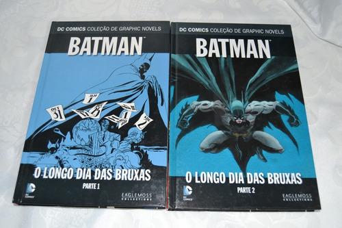 Hq - Batman O Longo Dia Das Bruxas Parte 1 E 2