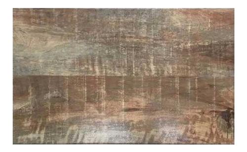Ceramica Simil Madera Gris Parquet Cerezo 30x45 1º Cortines