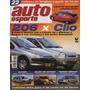 Auto Esporte Nº441 Peugeot 206 Clio Blazer Passat Variant