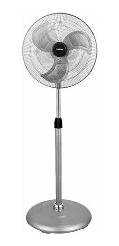 Ventilador De Pie Peabody Pe-vp250 Plata Con 3 Palas De  Metal, 20  De Diámetro 220v - 240v