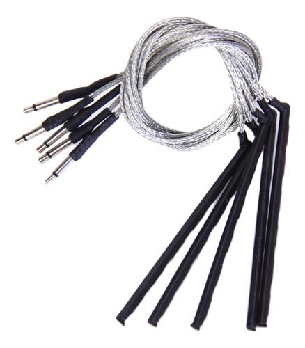 5 Piezas De Cable Piezoeléctrico Debajo De La Pastilla De