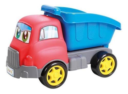 Brinquedo Caminhão Caçamba Turbo Truck Maral