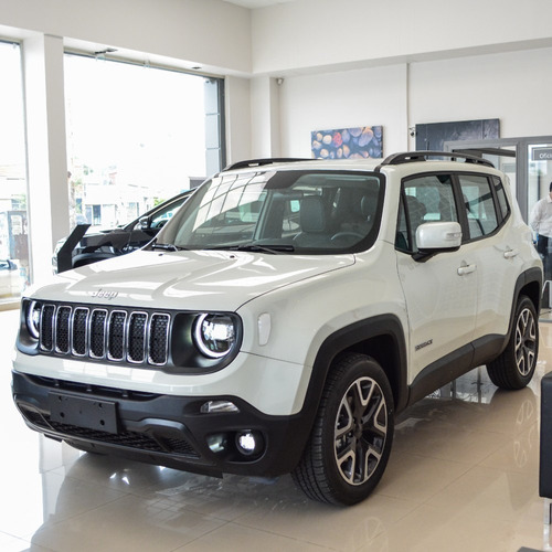 Jeep Renegade Longitude 1.8 At6 Fwd My20-