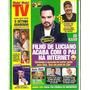 Revista Mais Tv 42/18 Xuxa/angélica/safadão/luciano
