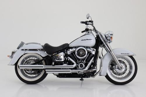 Harley Davidson Softail Deluxe Flde - 107