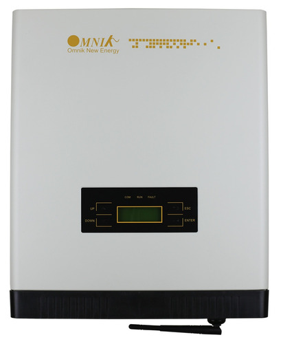 Inversor Solar On Grid 3000w Wifi 2 Mppt Omnik - Promoção