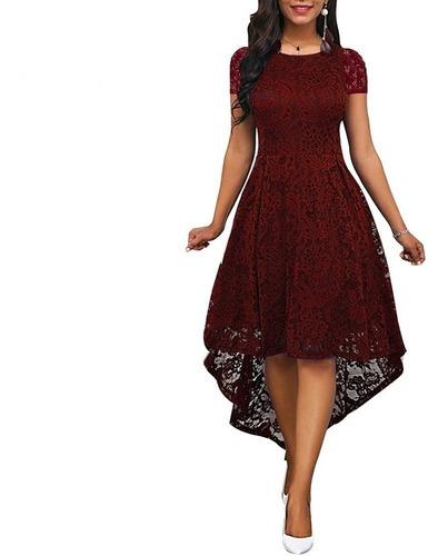 Vestido Plus Size Renda #71 Noite Madrinha Formatura