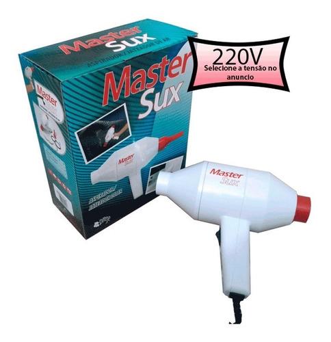 Aspirador Jateador De Ar Mastersux 220v Ou 110v Full