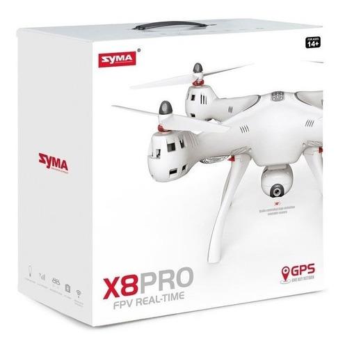 Drone Syma X8pro Com Gps Fpv Wifi Com Nota Fiscal!!!!