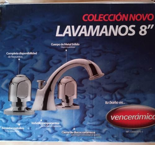 Grifo Venceramica Coleccion Novo 8  Kit Completo