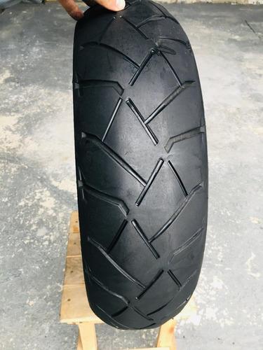 Pneu 160/60/17 Dunlop D609 Usado Xj6 Twister Cb300 Comet