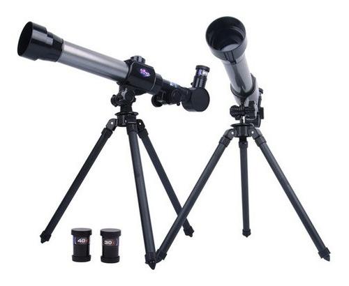 Telescópio Astronômico Brinquedos Educativos Presentes Para