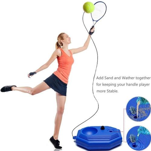 Tennis Trainner Entrenador De Tenis Privado Una Pelota