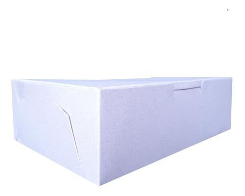10 Cajas Productos Comida Empaque Profesional 11 X 15 X 5