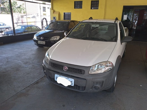 Fiat Strada 2015 1.4 Working Flex 2p