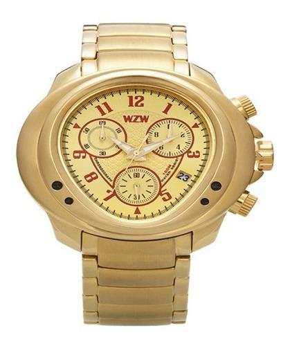 Relógio De Pulso Wzw Clássico  7207 Original