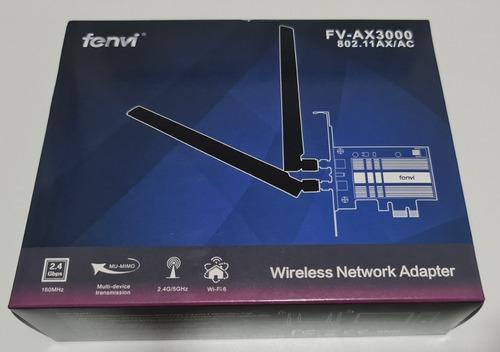 Fenvi-ax3000 Intel Ax200 Wireless Card Ax Blutooth 5.0