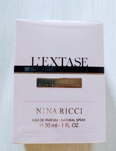 Perfume L'extase 30ml Edp. Nina Ricci. Promo!