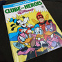 Gibi Edição Extra Clube Dos Heróis Disney Nº173 Abril/1987