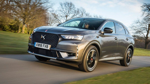 Ds7 Crossback Hdi 180 Automatic So Chic