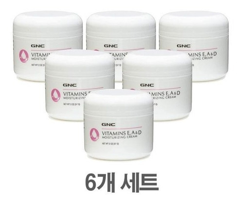 Crema Hidratante Gnc Vitamina E, A Y D - g a $712