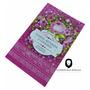 Harpa Letra Gigante Brochura Mod. 02 Floral Pink