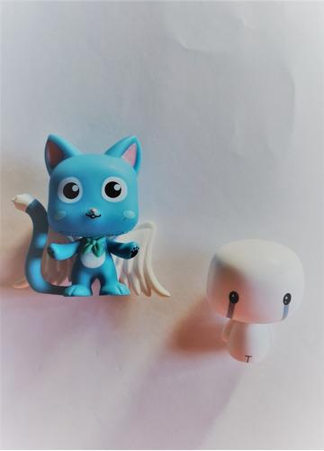 Funko Mystery Minis Anime Happy Y Baymax