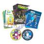Max Steel Tartarugas Ninja Bob Esponja 24 Livrinhos Cd Rom